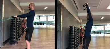 Standing Raised - exercício para combater o envelhecimento   Holmes Place