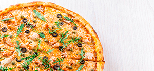 Pizza com base de quinoa | Dia da Família em casa | Holmes Place