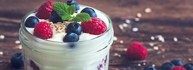 Iogurte com stevia | Holmes Place