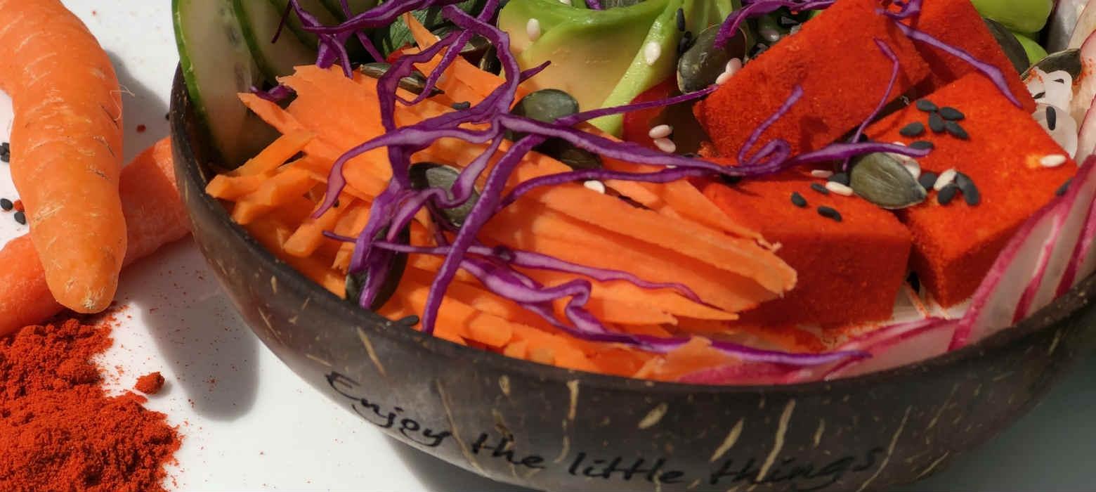 Holmes Place | Η συνταγή του Holmes Place Café: vegan poke bowl