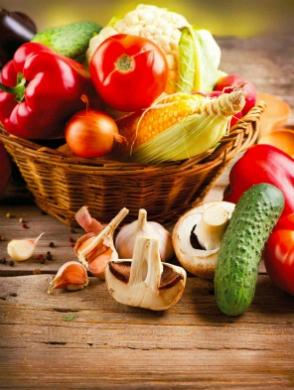 kids healthy eating inside