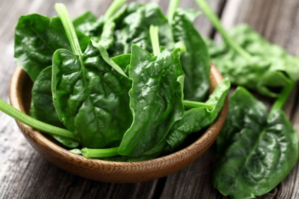 Five foods that lengthen your life spinach