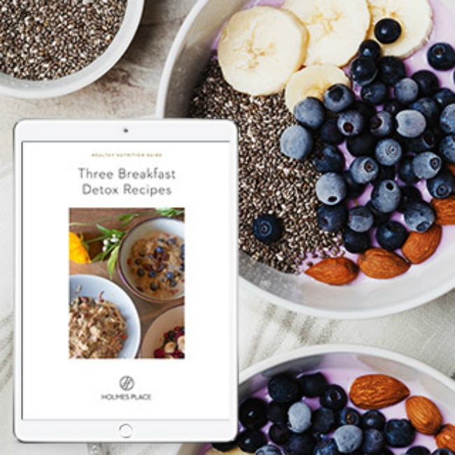 holmes place | breakfast and detox breakfast guide