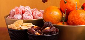 Fruta desidratada | Alternativas ao açúcar | Holmes Place