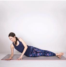 Side teaser yoga 1