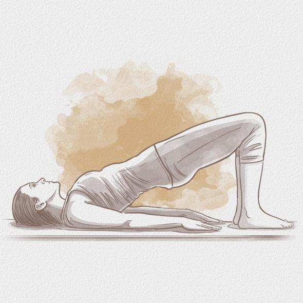 Schön ausdehnen: 3 unglaublich effektive Übungen für den Rücken