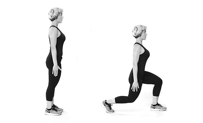 Sommer-Special Workout für Po und Oberschenkel Übung 2