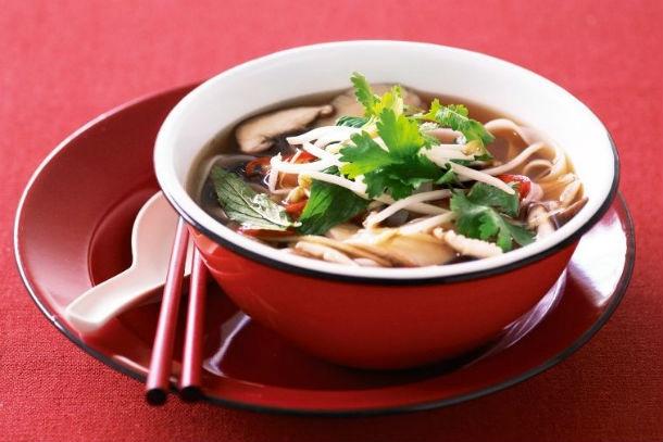 vietnamese noudle soup intext