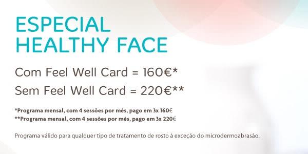 Healthy face 600