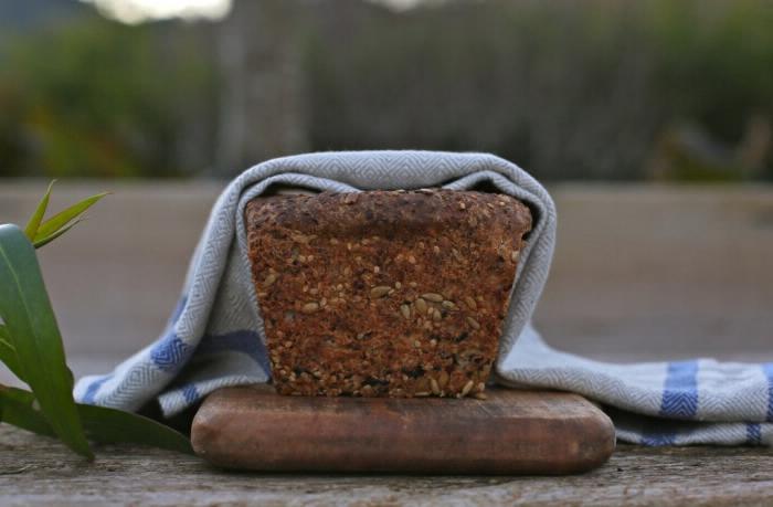 Superfood Quinoa Gesund Rezept Brot