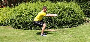 agachamento_ treino pernas