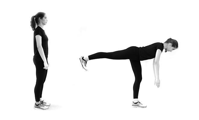 Workout Hintern Bild 3