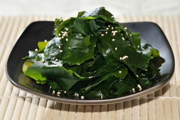 seaweed intext