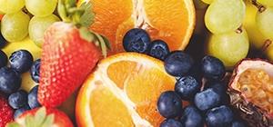 fruta fresca_ alimentos carro