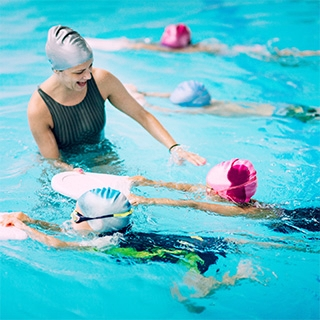 Holmes Place | Kids Swimming