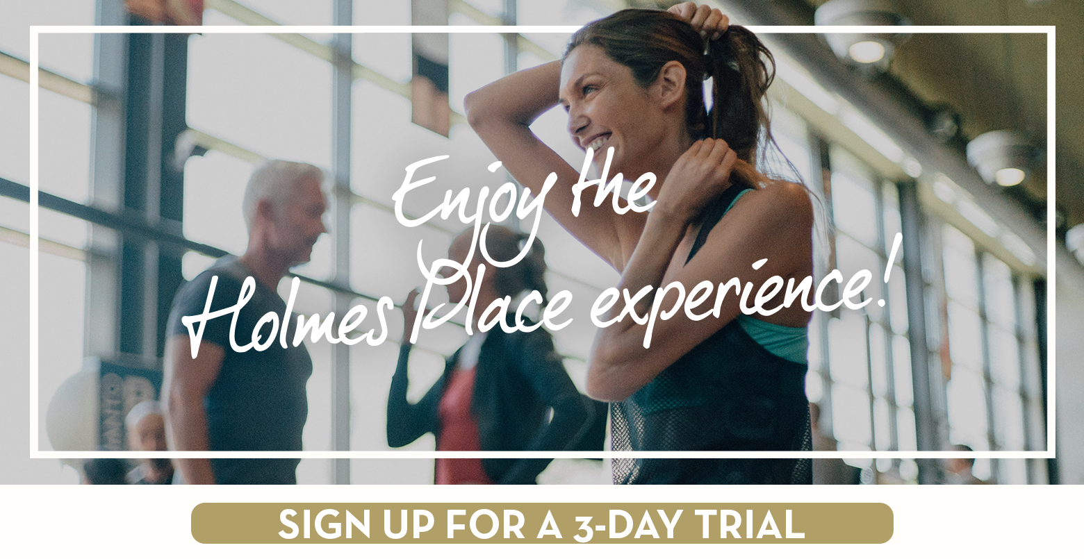 Holmes Place | 3 day trial