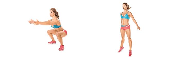 jump squat fortalecer ossos