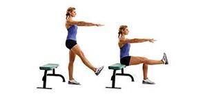 seated squat
