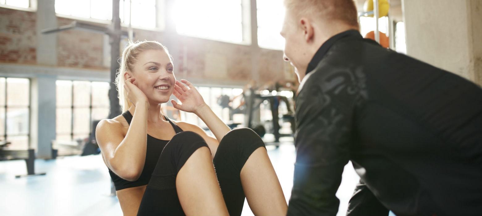Holmes Place | Τι αξιολογεί o Personal Trainer σε εσάς κατά την πρώτη επίσκεψη σας στο γυμναστήριο;