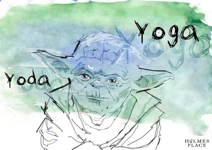 star wars special workout yoda