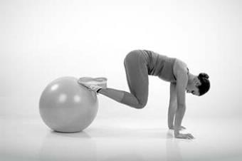 Hochzeitskleid Workout Fitness Schlank Figur Jacknife 2