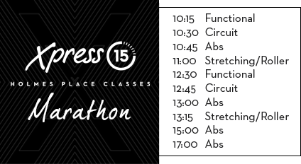xpress classes marathon