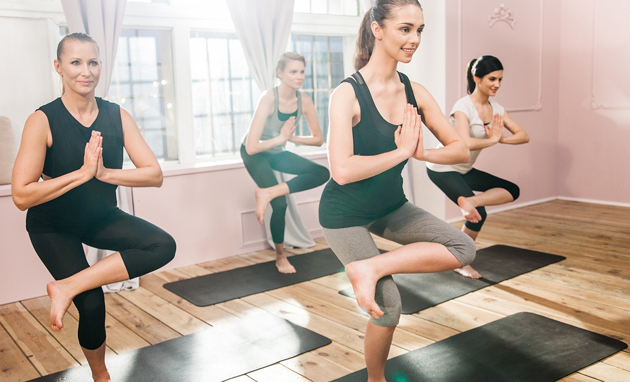 photo The Coolest New Yoga Trend