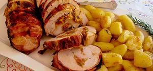 Rolo de peru | Intolerância ao glúten | Dieta | Holmes Place