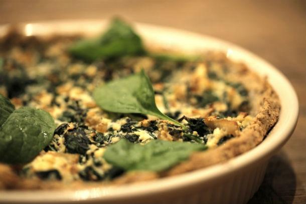 spinach pie google