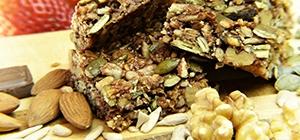 Barras de Frutos Secos Paleo   Dieta   Receita   Holmes Place