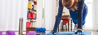Prancha | Hérnia discal | Fisioterapia | Holmes Place