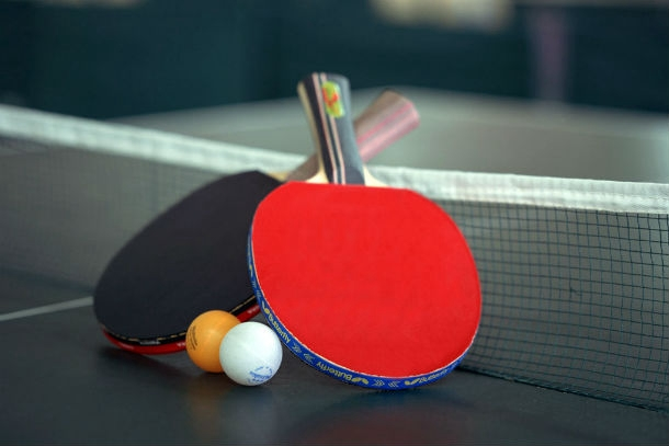 table tennis intext