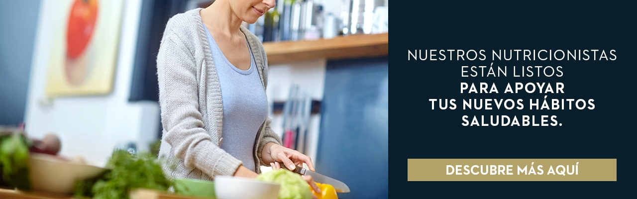 Servicio nutrición | Gimnasio Holmes Place