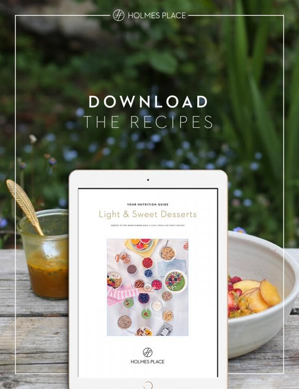 ebook sobremesas texto inglês
