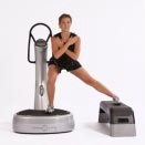 power plate - lateral step