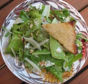 Gesunde Rezepte Salate 1