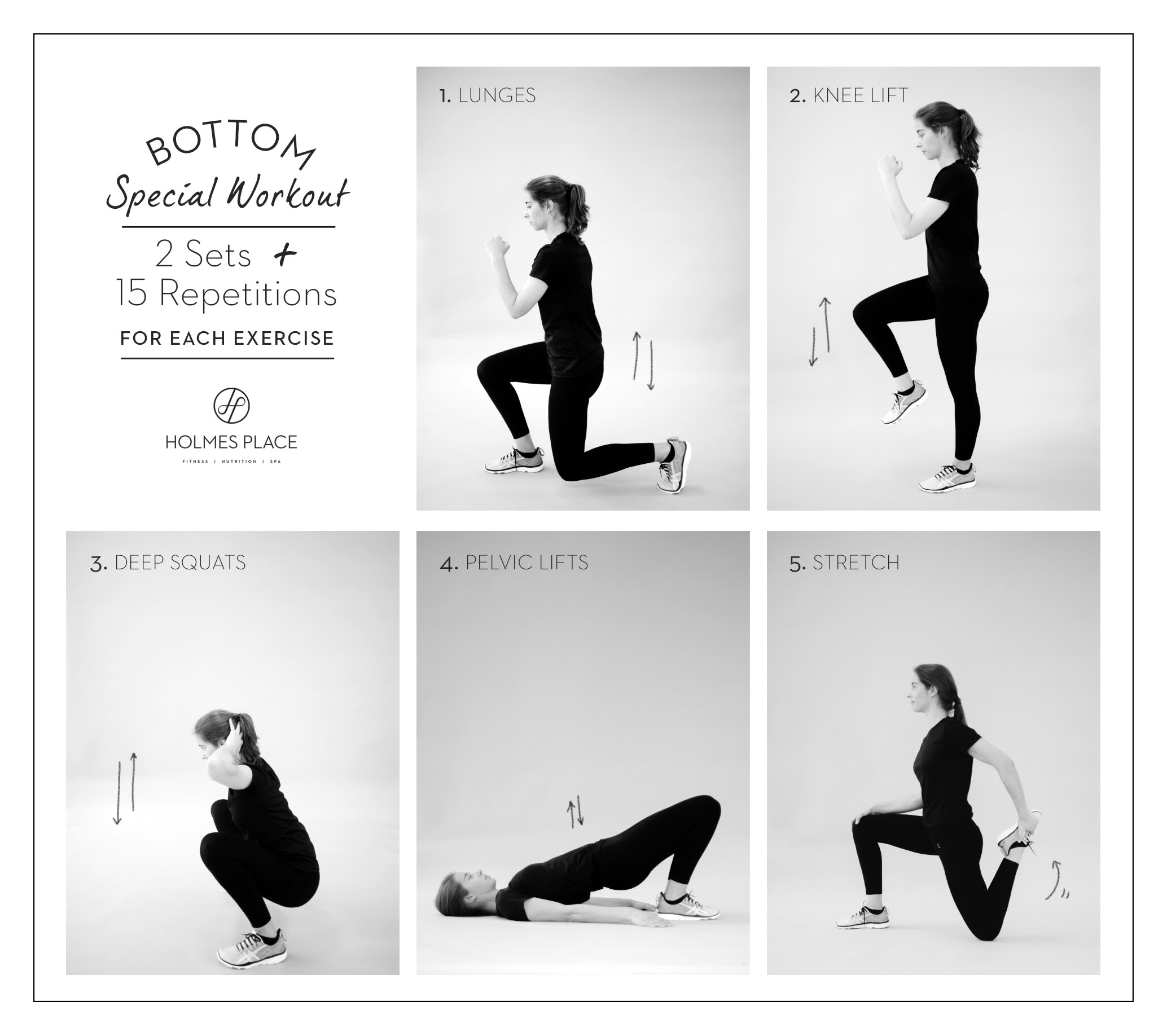workout layout bottom | Holmes Place