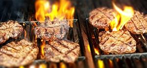 Grelhados no carvão | Alimentos elevado risco | Holmes Place