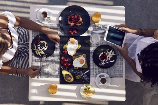IOS Breakfast