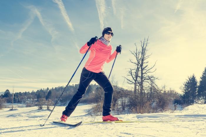 Workout Training Ski Urlaub Vorbereitung