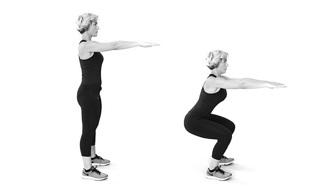 Sommer-Special Workout für Po und Oberschenkel Übung 5