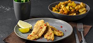 Filetes de pescada | Intolerância ao glúten | Dieta | Holmes Place