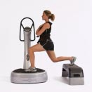 power plate - lunge
