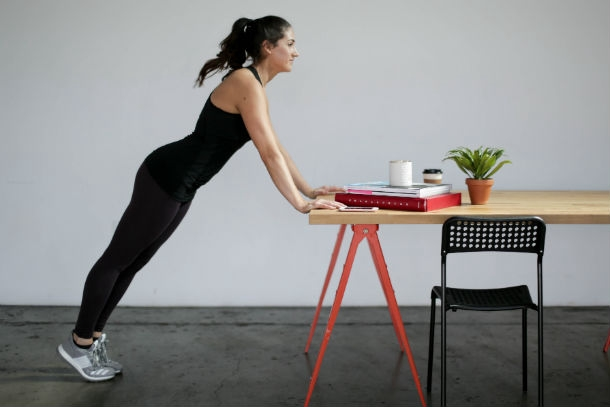 push up desk