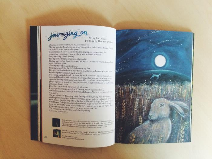 Buchempfehlung Barefoot Diaries