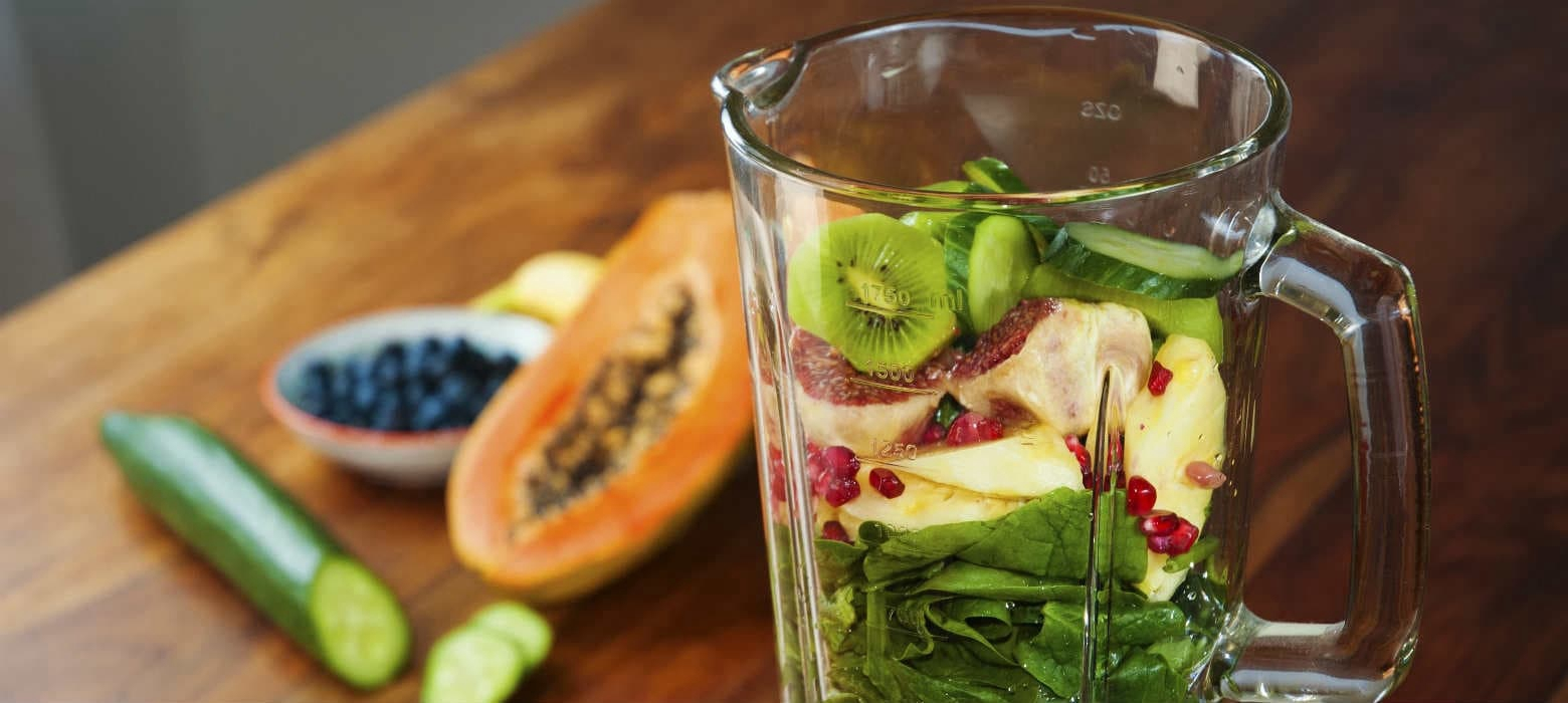 Smoothie for ageing muscles