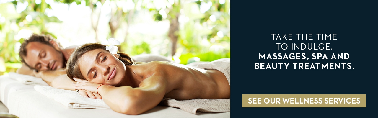 wellness services spa massage women indulge Holmes Place