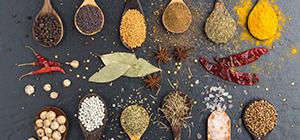 Especiarias como alternativa ao sal | Holmes Place