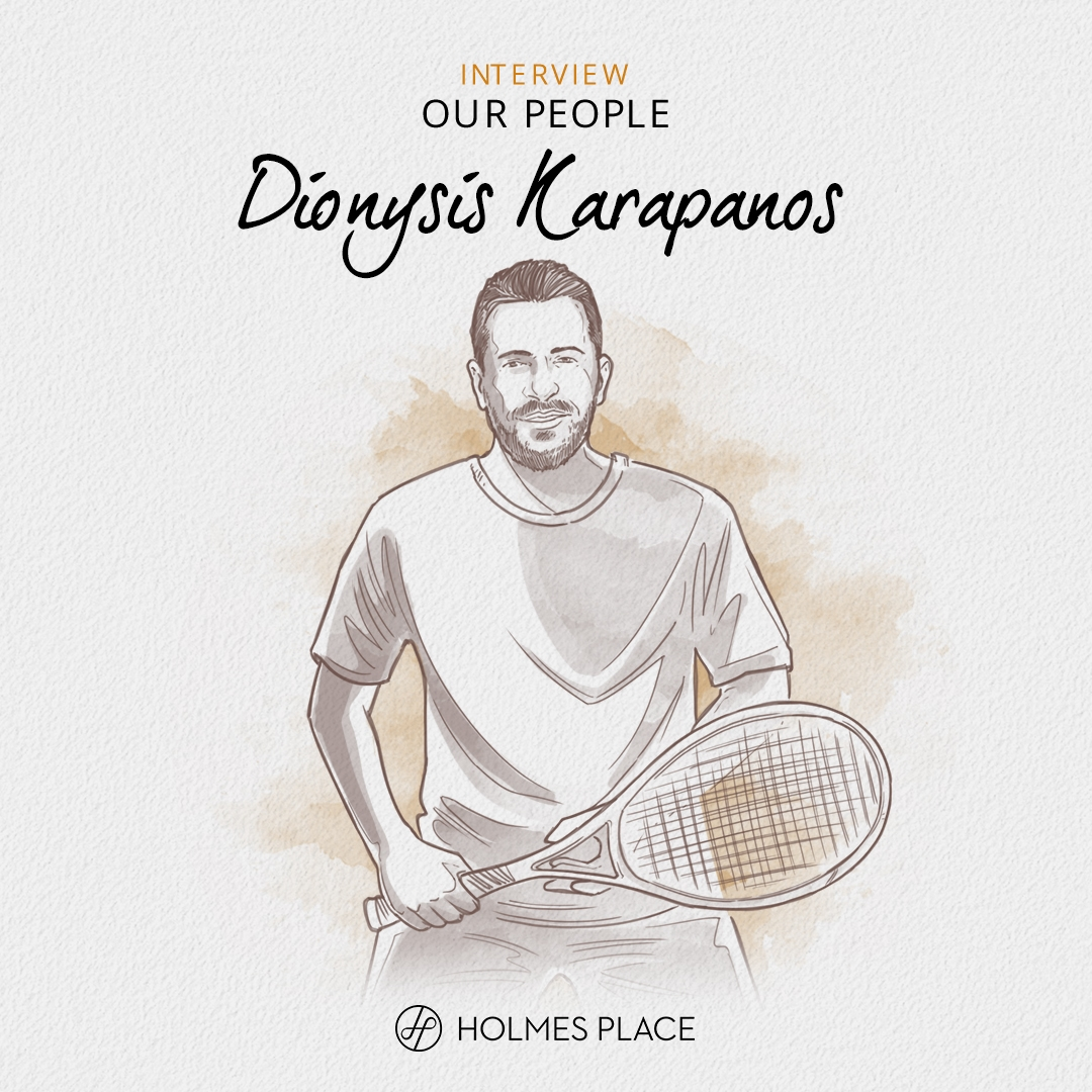 illustration our people dyonisis karapanos