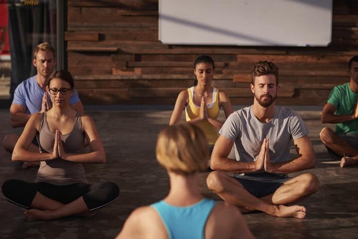 Anleitung Meditation Anfänger Gruppe